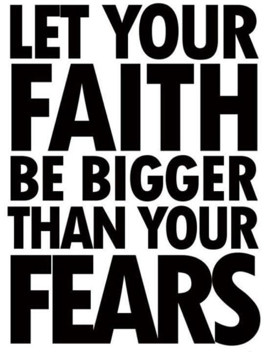 Faith Auf Deutsch übersetzt